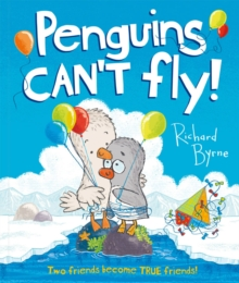 Penguins Can't Fly!, Paperback