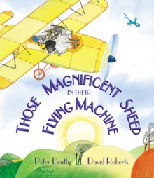 Those Magnificent Sheep in Their Flying Machine, Hardback Book
