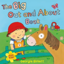 The Big Out and About Book, Board book