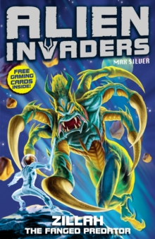 Alien Invaders 3: Zillah - The Fanged Predator, Paperback