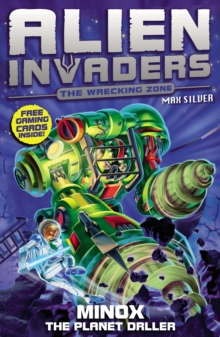 Alien Invaders 8: Minox - The Planet Driller, Paperback