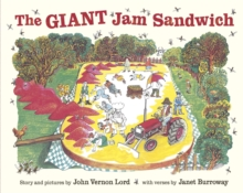 The Giant Jam Sandwich, Paperback