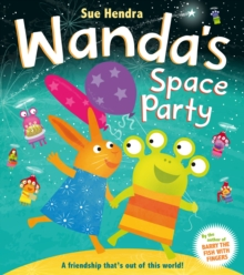 Wanda's Space Party, Paperback