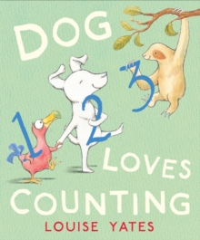 Dog Loves Counting, Paperback Book