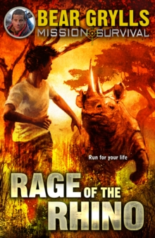 Rage of the Rhino, Paperback