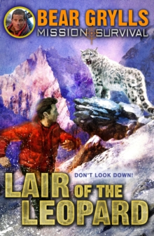 Mission Survival 8: Lair of the Leopard, Paperback