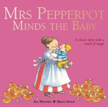Mrs Pepperpot Minds the Baby, Paperback
