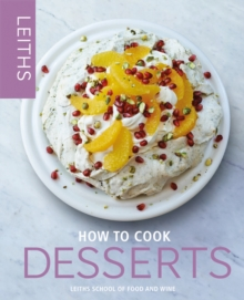 How to Cook Desserts, Hardback Book