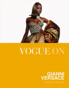 Vogue on Gianni Versace, Hardback Book