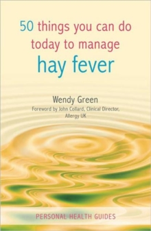 50 Things You Can Do To Manage Hay Fever, Paperback