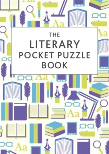 The Literary Pocket Puzzle Book, Paperback