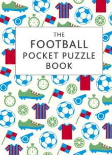 The Football Pocket Puzzle Book, Paperback Book