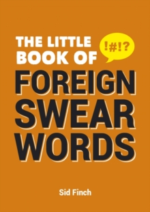 The Little Book of Foreign Swearwords, Paperback