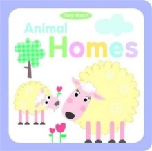 Animal Homes, Board book
