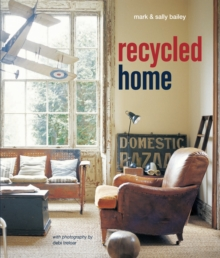 Recycled Home, Hardback Book