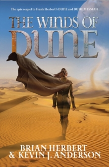 The Winds of Dune, Paperback Book