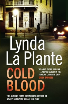 Cold Blood : A Lorraine Page Thriller, Paperback Book