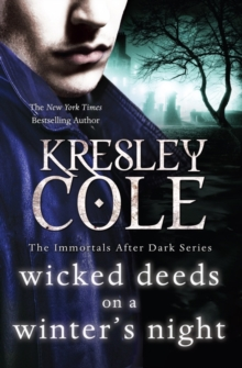 Wicked Deeds on a Winter's Night, Paperback