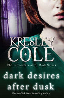 Dark Desires After Dusk, Paperback Book