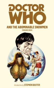 Doctor Who and the Abominable Snowmen, Paperback Book