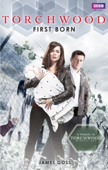 Torchwood: First Born, Paperback Book