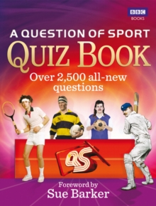 A Question of Sport Quiz Book, Paperback
