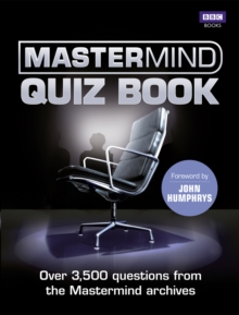 The Mastermind Quiz Book, Paperback