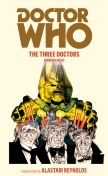 Doctor Who: The Three Doctors, Paperback