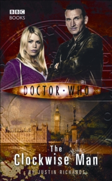 Doctor Who: The Clockwise Man, Paperback Book