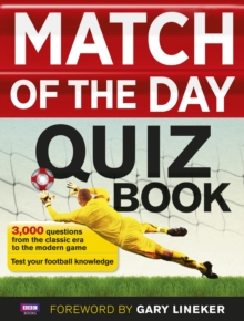 Match of the Day Quiz Book, Paperback
