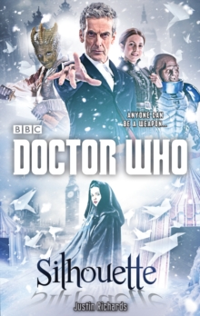 Doctor Who: Silhouette (12th Doctor Novel), Hardback