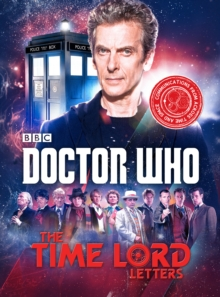 Doctor Who: the Time Lord Letters, Hardback