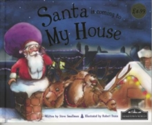 Santa is Coming to My House, Hardback