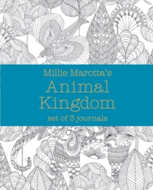 Millie Marotta's Animal Kingdom: Journal Set 3 Notebooks, Undefined Book