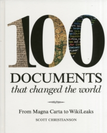 100 Documents That Changed the World, Hardback