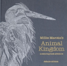 Millie Marotta's Animal Kingdom, Hardback
