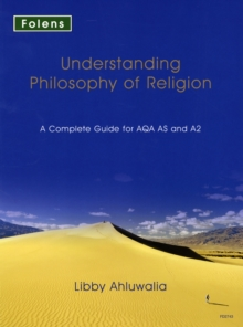Understanding Philosophy of Religion AQA Text Book, Paperback