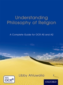 Understanding Philosophy of Religion: OCR Student Book, Paperback Book