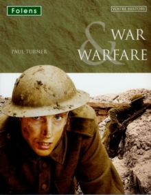 You're History: War & Warfare Student Book, Paperback