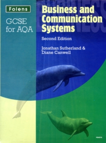 GCSE Business & Communication Systems: Student Book AQA, Paperback
