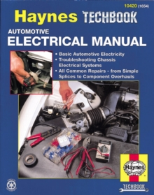 Automotive Electrical Manual, Hardback