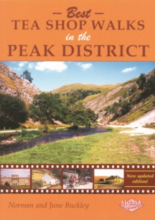 Best Tea Shop Walks in the Peak District, Paperback