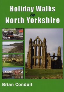 Holiday Walks in North Yorkshire, Paperback