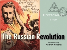 Postcards from the Russian Revolution, Hardback Book