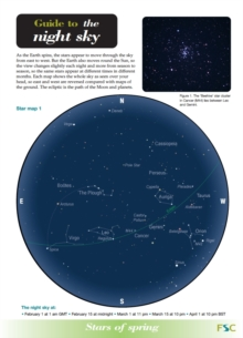 Guide to the Night Sky, Other printed item