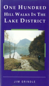 One Hundred Hill Walks in the Lake District, Paperback