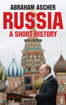 Russia : A Short History, Paperback Book