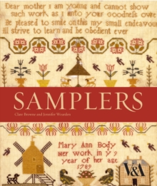 Samplers from the Victoria and Albert Museum, Paperback