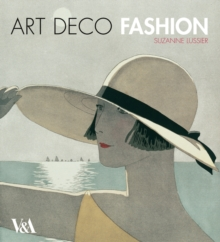Art Deco Fashion, Paperback Book