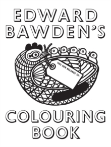 Edward Bawden Colouring Book, Paperback